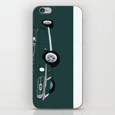 1968 Ford Mustang GT iPhone & iPod Skin