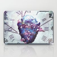 When Time Fades Away iPad Case