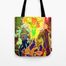 Uncanny X-Men Tote Bag