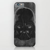 darth vader iPhone & iPod Cases featuring Darth Vader by Some_Designs