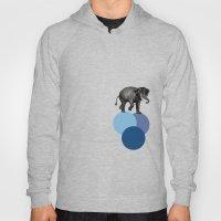 elephant balance Hoody