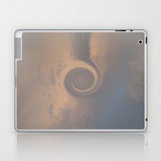 Cloud Swirl Laptop & iPad Skin