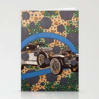 car Stationery Cards featuring Car by Aimee Alexander