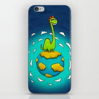 Dynoplanet iPhone & iPod Skin