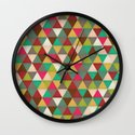 Midsummer Gallivant  Wall Clock