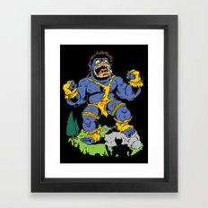 Cyclops Framed Art Print