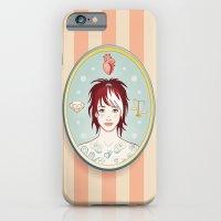 Truth, Love, Beauty iPhone 6 Slim Case
