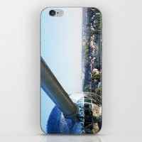 Belgium - Atomium iPhone & iPod Skin