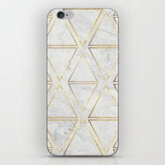 gOld rhombus iPhone & iPod Skin