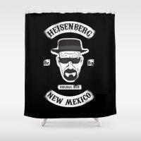 Sons Of Heisenberg Shower Curtain