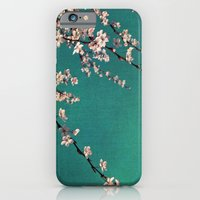 iPhone & iPod Case featuring green by Claudia Drossert