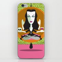 Mid-Century Monster iPhone & iPod Skin