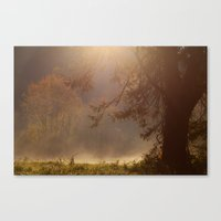 Peaceful Moments Canvas Print