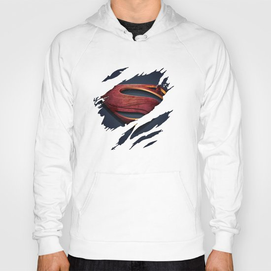 Man of Steel Hoody