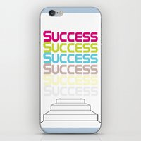 success iPhone & iPod Skin