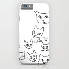 Cats Cat Slim Case iPhone 6s