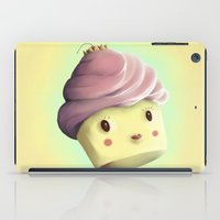 Princess Cupcake iPad Case