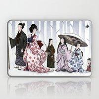 Family Stroll Laptop & iPad Skin