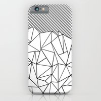 iPhone & iPod Case featuring Ab Lines 45  by Project M
