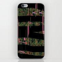 NEURONAL iPhone & iPod Skin
