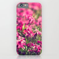 iPhone & iPod Case featuring Through the Pink by Laura George