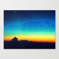 All In One Canvas Print