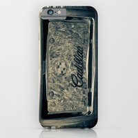 iPhone & iPod Case featuring Chrome Caddy by Catherine Doolan