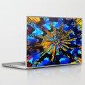 trans fusion ray Laptop & iPad Skin