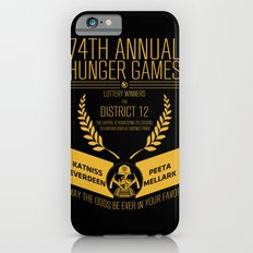 74th Annual Hunger Games… iPhone 6 Slim Case