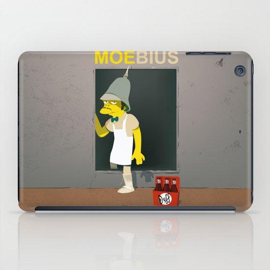 coupling up (accouplés) Moe-bius iPad Case