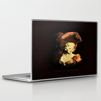 Laptop & iPad Skin featuring GO WEST - 023 by Lazy Bones Studios