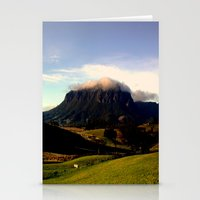 Mt.Roland - Tasmania Stationery Cards