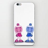 Dropping Bombs! iPhone & iPod Skin