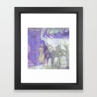 Memories Of Salisbury (c… Framed Art Print