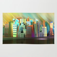 City of Color Rug