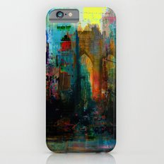 A moment in your city iPhone 6 Slim Case