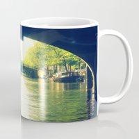Early Hour Amsterdam. Mug