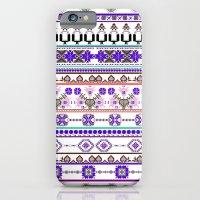 Purple tradition iPhone 6 Slim Case