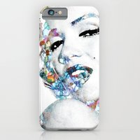 Marilyn Monroe (NOW WITH MORE SIZES) iPhone 6 Slim Case