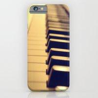 Ebony and Ivory iPhone 6 Slim Case