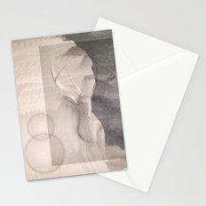 Elk Abstraction Stationery Cards