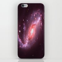 Your Own Galaxy iPhone & iPod Skin