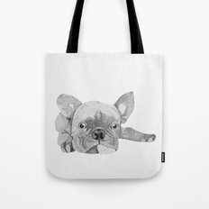 French Bulldog 2 Tote Bag