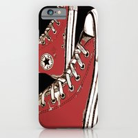 iPhone & iPod Case featuring All Stars by Samantha J Creedon