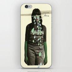 crimina et poenae iPhone & iPod Skin
