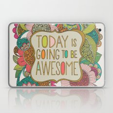 Today is going to be awesome Laptop & iPad Skin