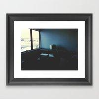 O F F I C E Framed Art Print