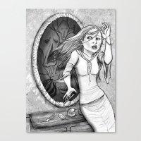 Mirror Mirror Canvas Print