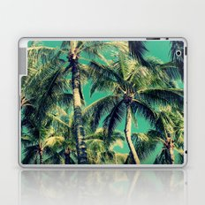 Paradise Palm Trees  Laptop & iPad Skin