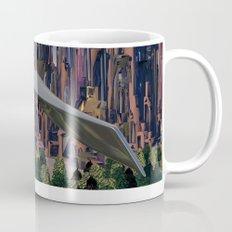 Cutting Through Ruin Mug